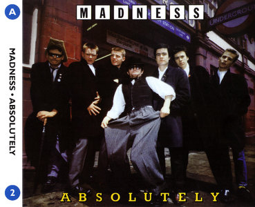Madness - Absolutely (1980) {2CD 30th Anniversary Deluxe Edition SALVOMDCD06 rel 2010}