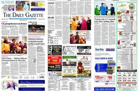 The Daily Gazette – June 10, 2018
