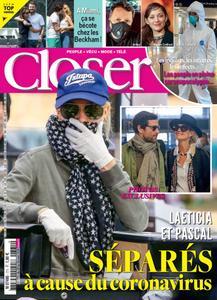 Closer France - 18 mars 2020