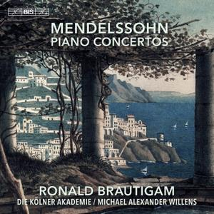 Ronald Brautigam - Mendelssohn: Piano Concertos (2019) [Official Digital Download 24/96]