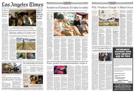 Los Angeles Times – June 25, 2021