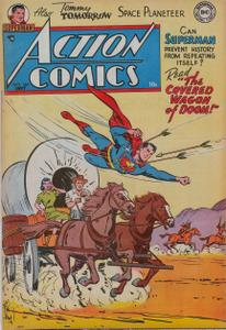 Action Comics 184 (DC) (Sep 1953) (c2c) (Superscan