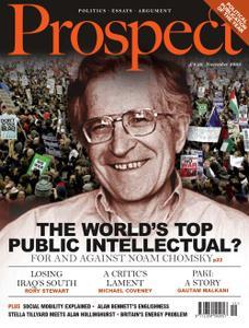 Prospect Magazine - November 2005