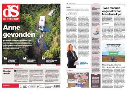 De Stentor - Apeldoorn – 13 oktober 2017