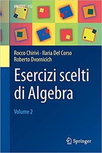 Esercizi scelti di Algebra: Volume 2