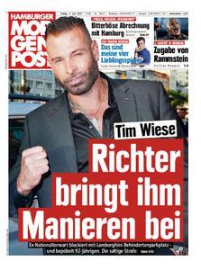 Hamburger Morgenpost – 05. Juli 2019