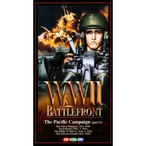 World War II (WWII) Battlefront: The Pacific Campaign Part I - Pearl Harbour