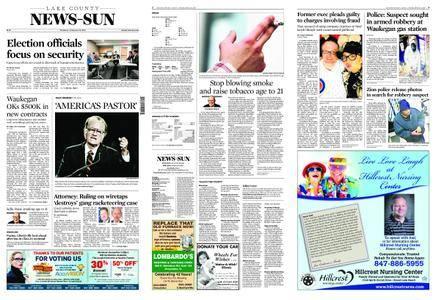 Lake County News-Sun – February 22, 2018