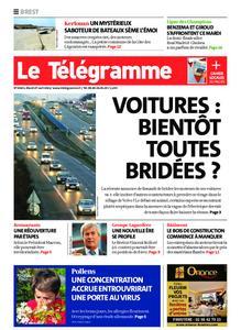 Le Télégramme Brest – 27 avril 2021