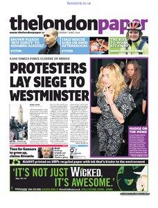 The London Paper 7 April 2009