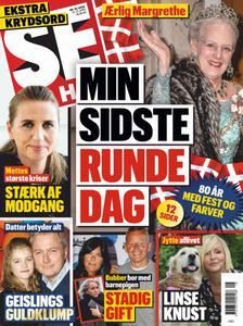 SE og HØR – 15. april 2020