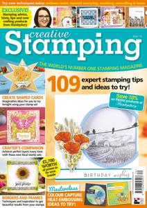 Creative Stamping – August 2019