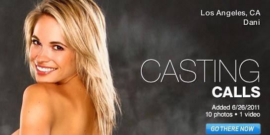 Dani Mathers - Casting Calls #107 Los Angeles, California