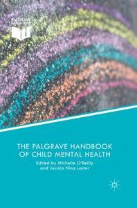 The Palgrave Handbook of Child Mental Health: Discourse and Conversation Studies