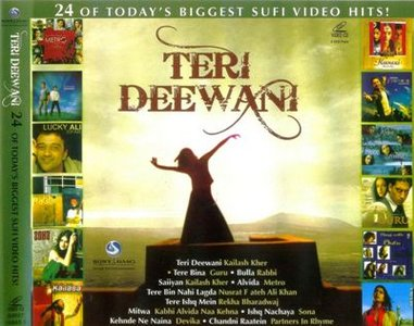 Teri Deewani - 24 of Today's Biggest Sufi Hits