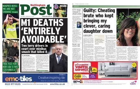 Nottingham Post – February 23, 2018