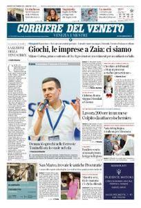 Corriere del Veneto Venezia e Mestre – 20 settembre 2018