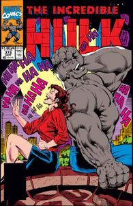Incredible Hulk 373 1990