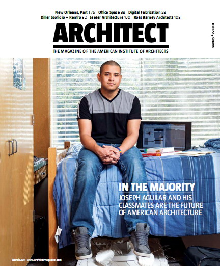 Architect Magazine March 2011