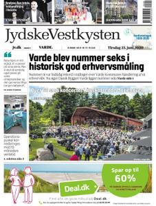 JydskeVestkysten Varde – 23. juni 2020