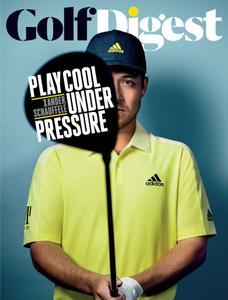 Golf Digest USA - April 2020