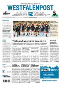 Westfalenpost Wetter - 11. Januar 2019