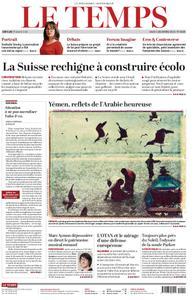 Le Temps - 05 décembre 2019