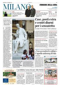 Corriere della Sera Milano – 14 ottobre 2018