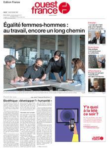 Ouest-France Édition France – 04 février 2021