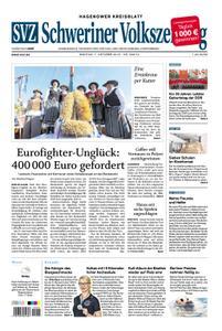 Schweriner Volkszeitung Hagenower Kreisblatt - 07. Oktober 2019