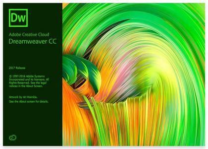 Adobe Dreamweaver CC 2017 v17.5.0.9878 Mac OS X