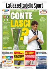 La Gazzetta dello Sport Roma – 22 agosto 2020