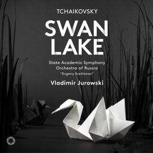 Vladimir Jurowski - Tchaikovsky: Swan Lake, Op. 22, TH 12 (1877 Version) (2018) [Official Digital Download 24/96]