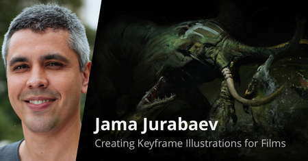 Artstation Masterclasses 3 - Creating Keyframe Illustrations for Films