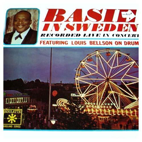 Count Basie - Basie In Sweden (1962)