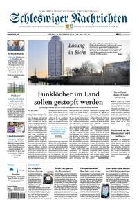Schleswiger Nachrichten - 06. Dezember 2019