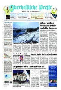 Oberhessische Presse Marburg/Ostkreis - 18. Januar 2018