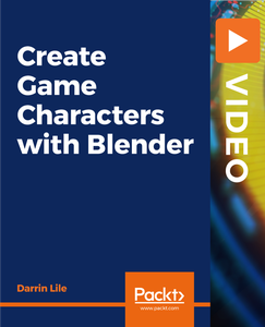 Create Game Characters with Blender