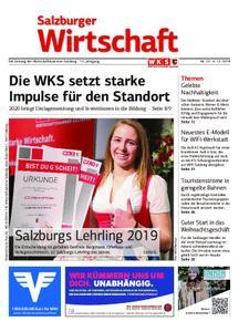 Salzburger Wirtschaft – 06. Dezember 2019
