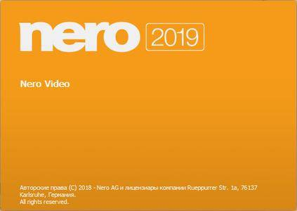 Nero Video 2019 v20.0.3013 Multilingual