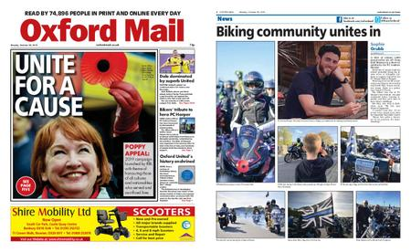 Oxford Mail – October 28, 2019