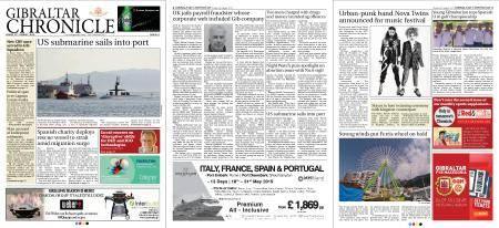 Gibraltar Chronicle – 31 August 2018