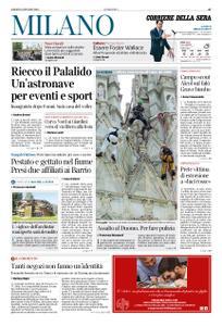 Corriere della Sera Milano – 15 giugno 2019