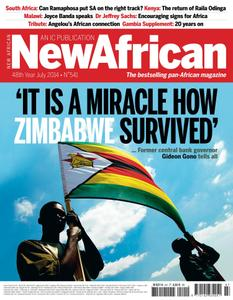 New African - July 2014