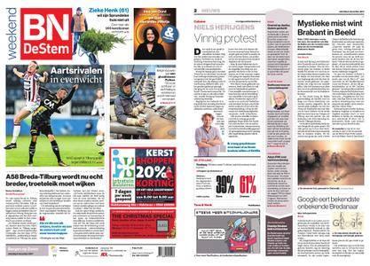 BN DeStem - Bergen op Zoom – 09 december 2017