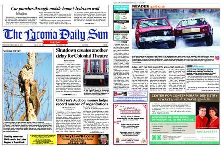 The Laconia Daily Sun – February 26, 2019