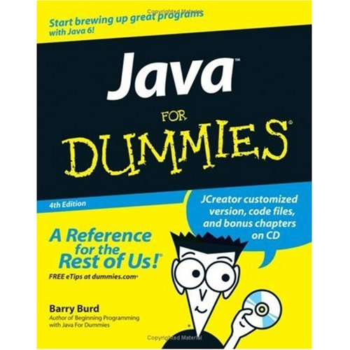Java For Dummies (Repost)