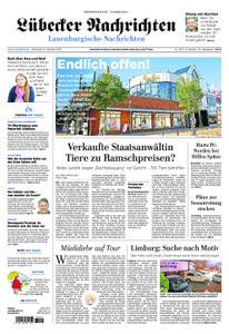 Lübecker Nachrichten Lauenburg - 09. Oktober 2019
