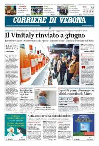 Corriere di Verona – 04 marzo 2020