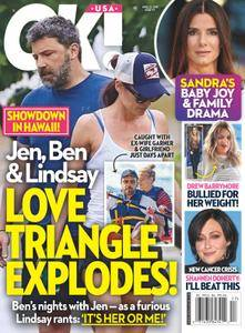 OK! Magazine USA - April 23, 2018